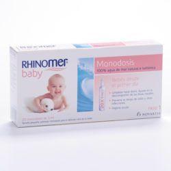 Rhinomer Baby 20 Monodosis 5 ml