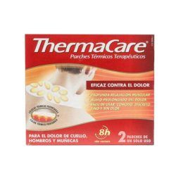 THERMACARE CUELLO HOMBROS...