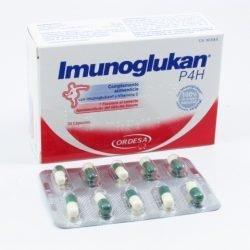 Imunoglukan P4H 30cáps