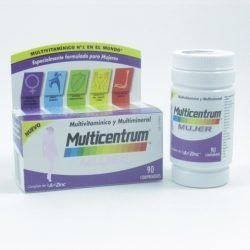 Multicentrum® Mujer 90comp