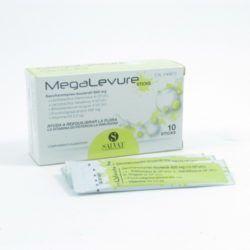 Megalevure probiótico 10 sobres