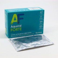 Aquoral Forte gotas oftálmicas...