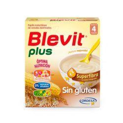 BLEVIT PLUS SUPERFIBRA APTO DIETA SIN GLUTEN  600 G