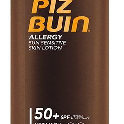 Piz Buin F50 Allergy Locion 200 Ml