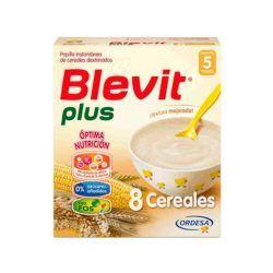 BLEVIT PLUS 8 CEREALES 600 GR
