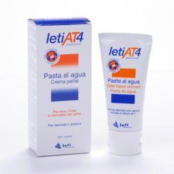 Letiat4 pasta al agua 75G
