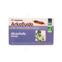 ARKOFLUIDO ALCACHOFA – HINOJO AMP BEBIBLES