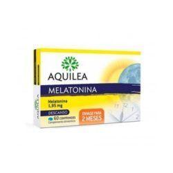 Aquilea Melatonina 1,95mg 60comp