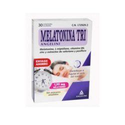 Angelini Melatonina Tri 30comp