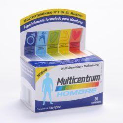 Multicentrum Hombre 30comp-0