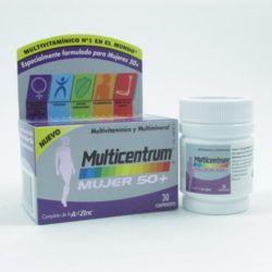 Multicentrum Mujer 50+ 30 Comp-0