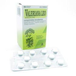 Angelini valeriana leo 80 comprimidos