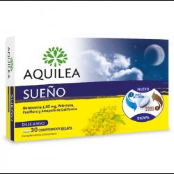 AQUILEA SUEÑOS 30 COMP MELATONINA 1.95MG