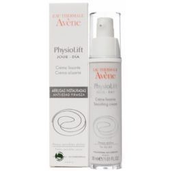 Avène Physiolift día crema antiarrugas reestructurante piel seca 30ml-0