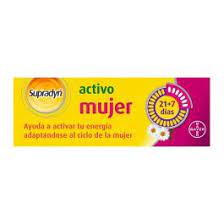 Supradyn® Activo Mujer 28comp