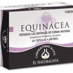 Equinacea+vit C 60 Cap...
