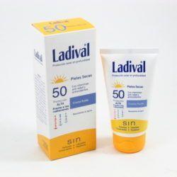 Ladival® Pieles Secas SPF50+ crema fluida 75ml-0