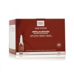 Martiderm ampollas anticaída hair system 3GF 28amp-0