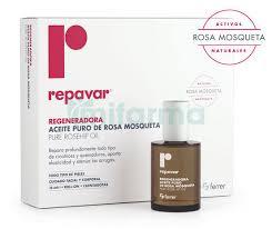 REPAVAR REGENERADORA ACEITE PURO DE ROSA MOSQUETA 15 ML-0