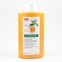 Klorane Champu Nutriti Manteca Mango 400