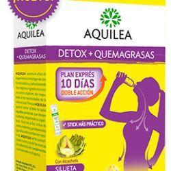 Aquilea Detox + Quemagrasas...