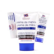 Neutrogena Crema Manos Concentrada 50 ml + Stick de Labios + Locion Hidratación
