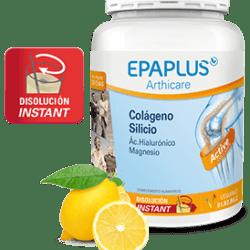 epaplus colágeno+silicion+hialuronico+magnesio polvo limón