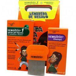 pack neositrin spray  gel +  champú
