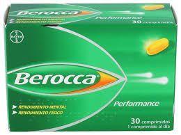 BEROCA 30 COMPRIMIDOS
