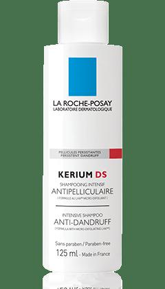 LA ROCHE POSAY KERIUM DS CHAMPÚ INTENSIVO ANTI CASPA125ML-0