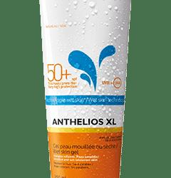 Anthelios xl wet skin...