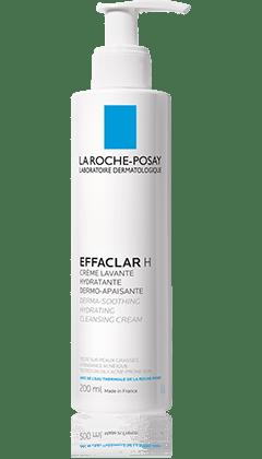 LA ROCHE POSAY EFFACLAR H CREMA LIMPIADORA 200ML-0
