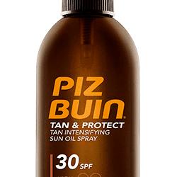 Piz Buin aceite tan & protect spf30 150ml