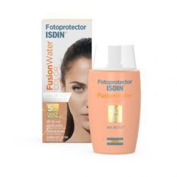 Isdin Fotoprotector Fusion Water COLOR SPF 50-0