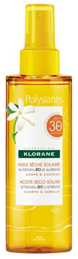 Polysianes aceite seco solar spf30-0