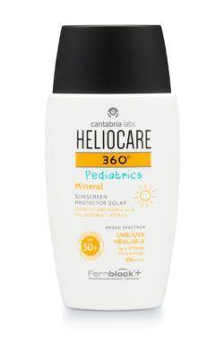 Heliocare 360 pediatrics mineral spf50+-0