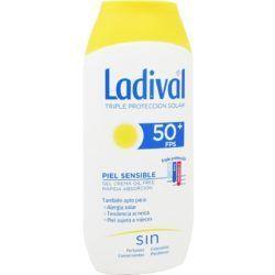 Ladival fotoprotector spf50+ gel-crema 200ml