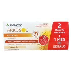 Arkosol intensivo 90 capsulas-0