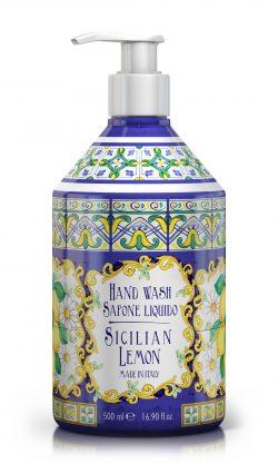 Rudy Profumi Jabon De Manos Liquido Limon De Sicilia 500 Ml RUDY PROFUMI JABON DE MANOS LIQUIDO LIMON DE SICILIA 500 ML