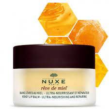 Nuxe baume honey lip
